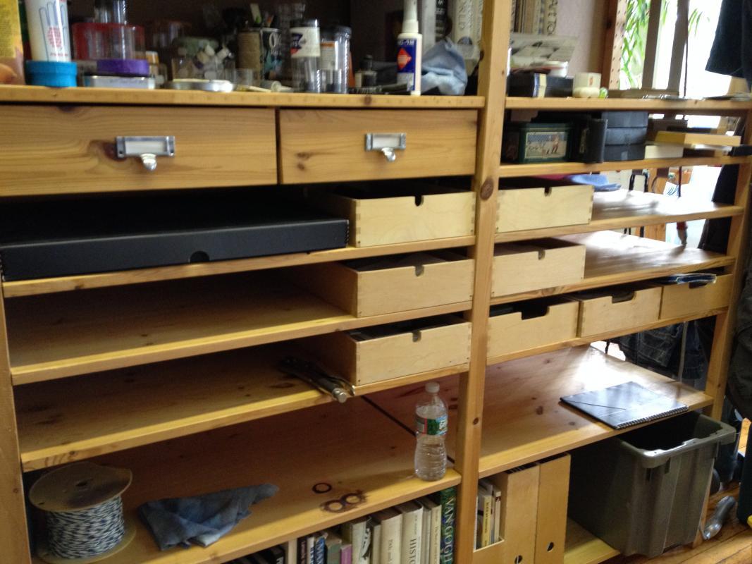 my studio storage