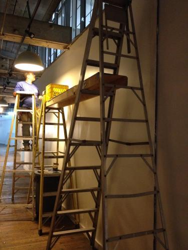 building a walltop