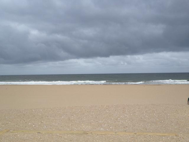 plein air, drawing, ocean, weather, horizon