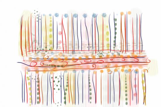 01272012 drawing a day by Stella Untalan 2012