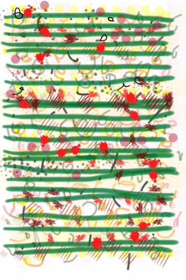 01292012 drawing a day by Stella Untalan 2012