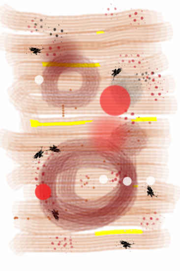 03182012 drawing a day by Stella Untalan 2012